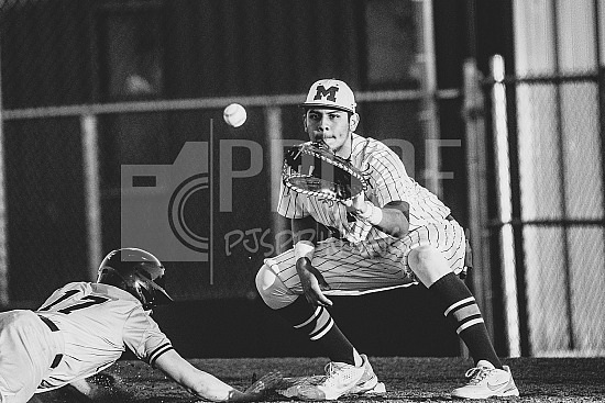 MHS Baseball - 3/2/2021 vs Edmond North